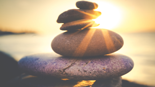Kinesiologische Balance